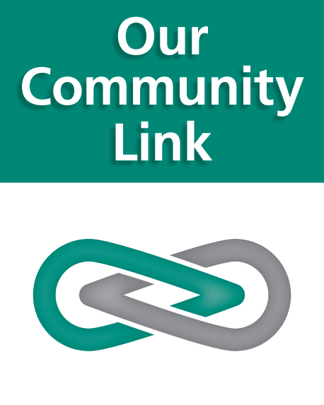 Our Community Link logo